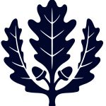 UCONN Oak Leaf Logo